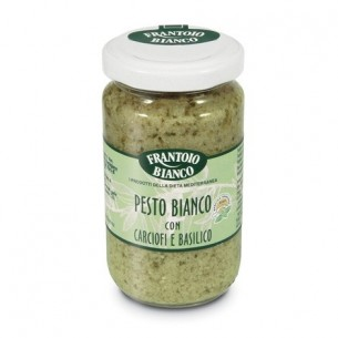 PESTO with WHITE ARTICHOKES AND BASIL GENOVESE PDO