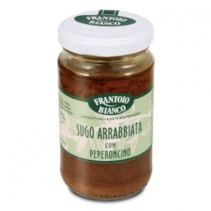 SAUCE ARRABBIATA CHILLI pepper
